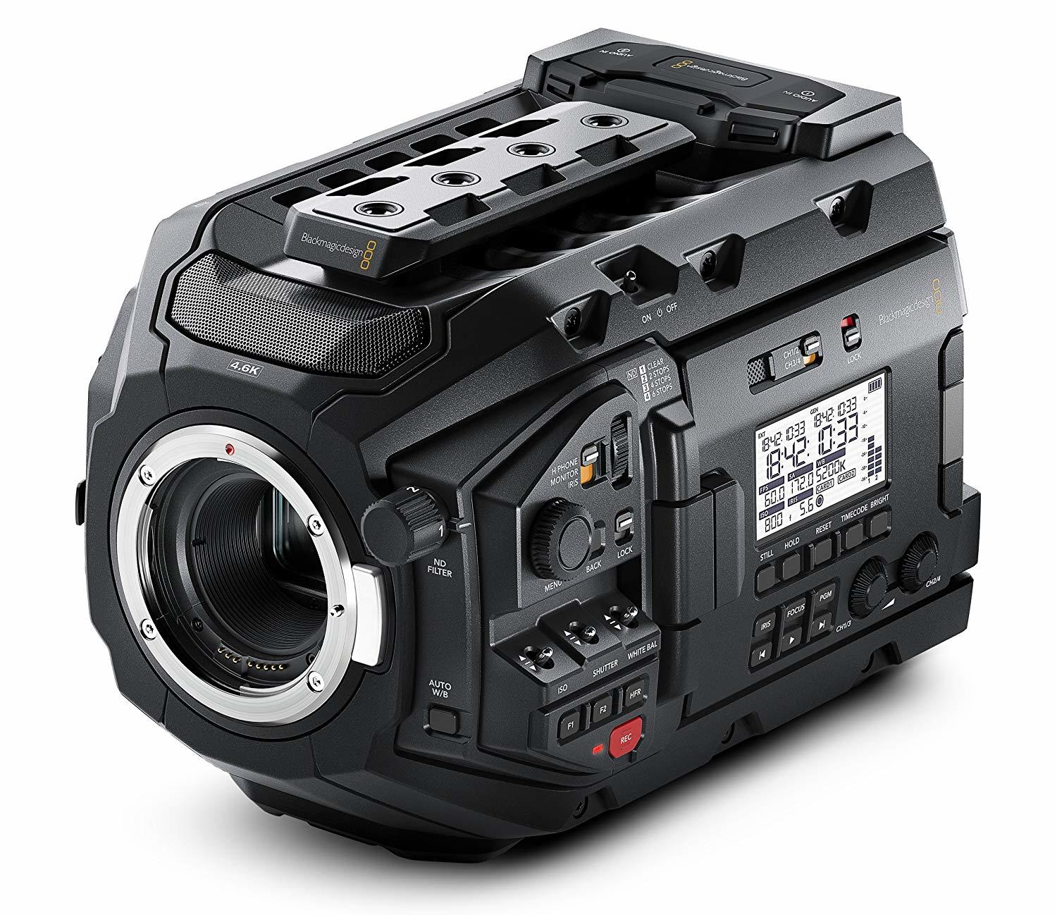 [新古品] Blackmagic URSA Mini Pro 4.6K