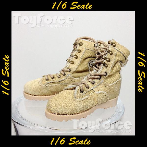 【03229】 1/6 ジャンク 靴