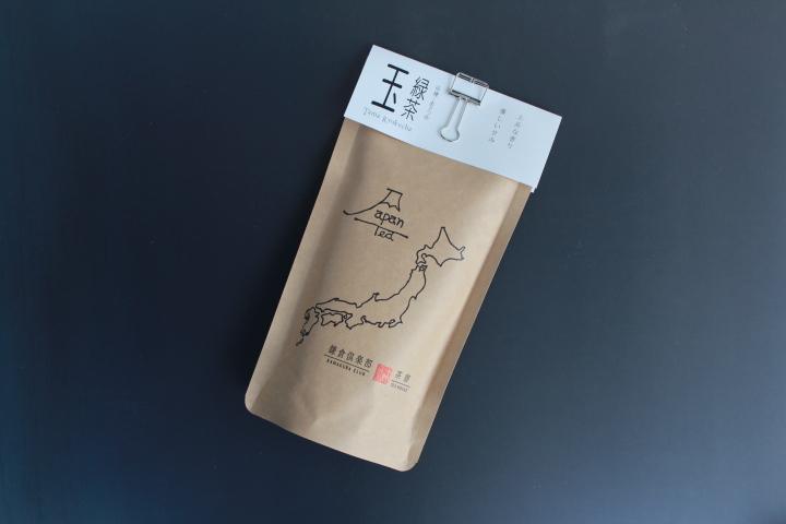 玉緑茶~たまりょくちゃ~(品種:あさつゆ) 70g