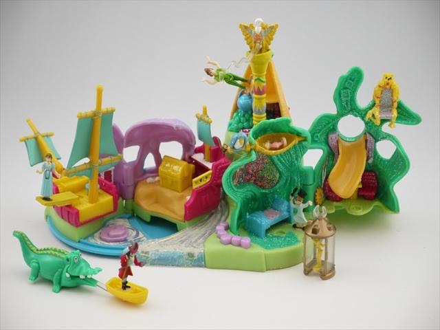 ディズニー ピーターパン 箱付き完品