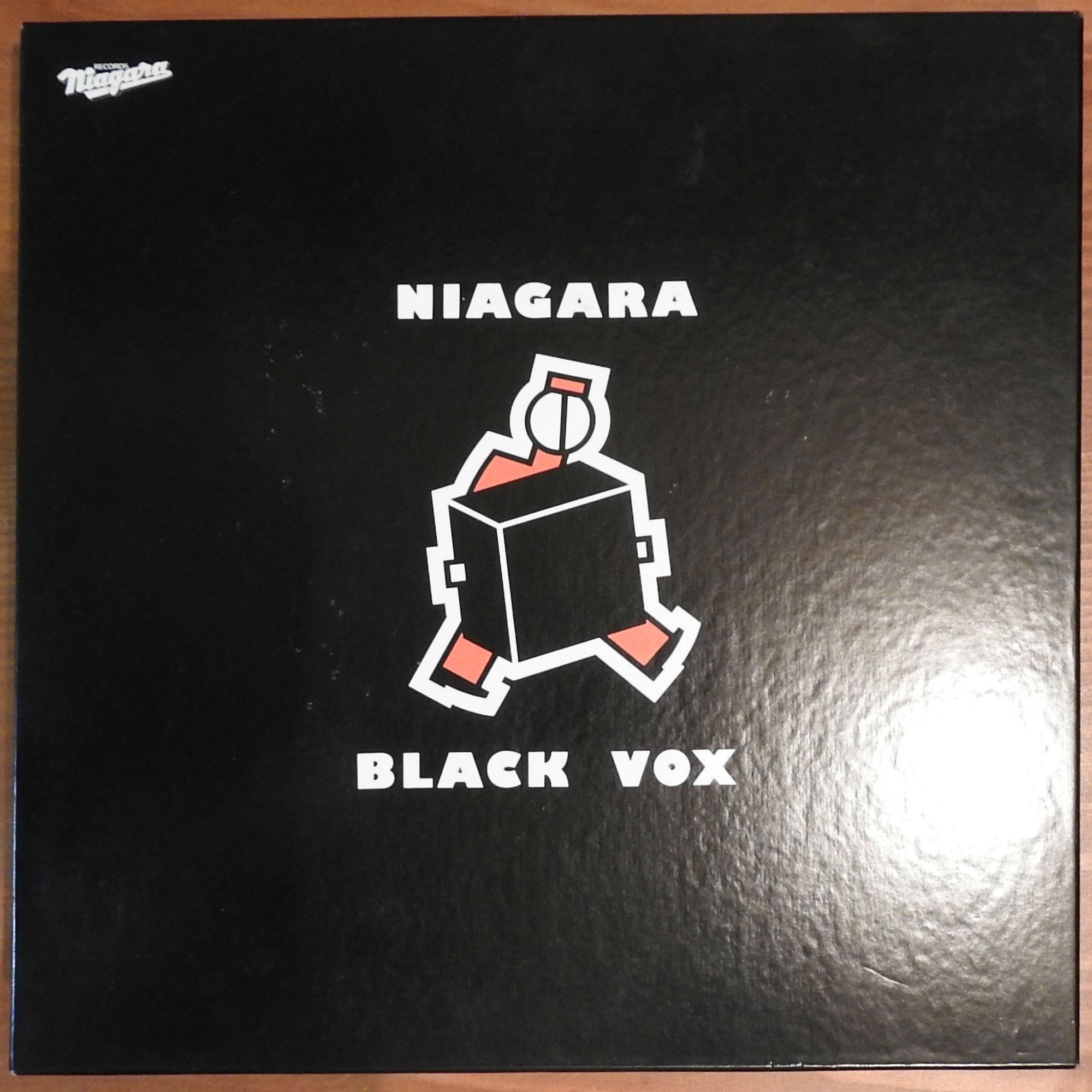 ●大瀧詠一 / NIAGARA BLACK VOX (BOX)