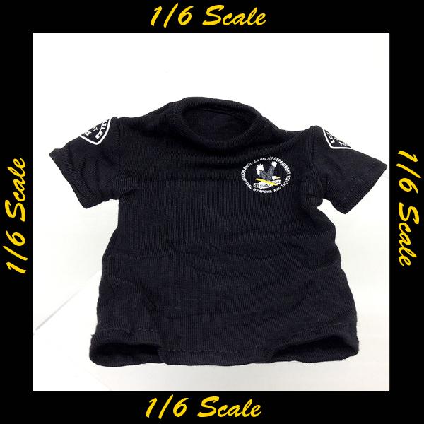 【01986】 1/6 DID LAPD SWAT 2.0 チームTシャツ