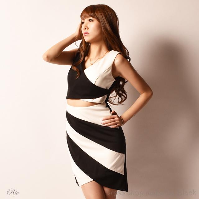 SALE (S.Mサイズ) ミニドレス ¥10,800- (税込) キャバドレス ドレス パーティー 217052