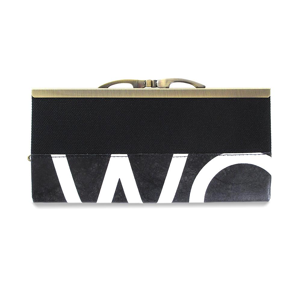 Frame Purse Long Wallet / GWB-0011