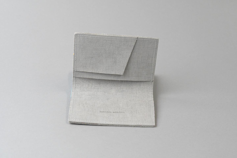 カードケース □drip グレー□ ittemmono - 画像3