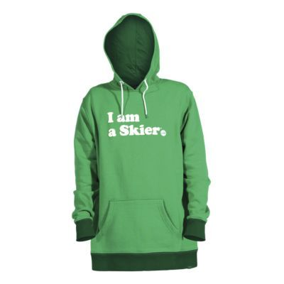 LINE I AM A SKIER PULLOVER