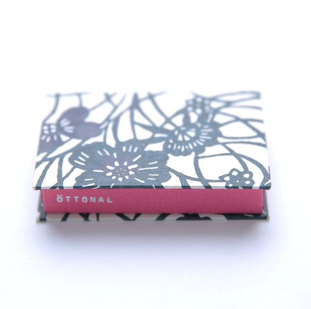 """京都型染アイシャドウ 藍花 Kyoto Paper Box Eye Shadow """"Aika"""" - 画像2"""