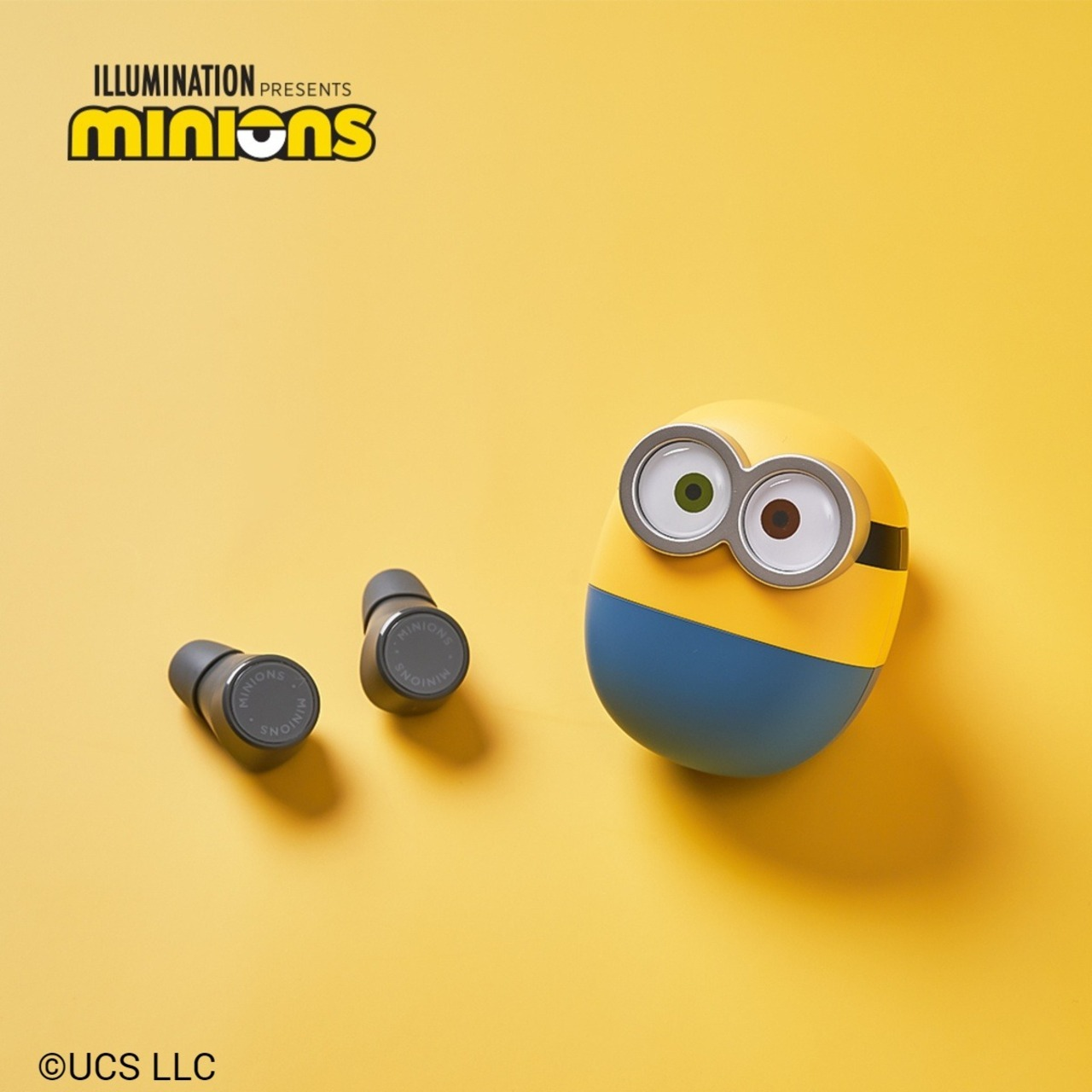 IRIVER MINIONS WIRELESS EARBUDS