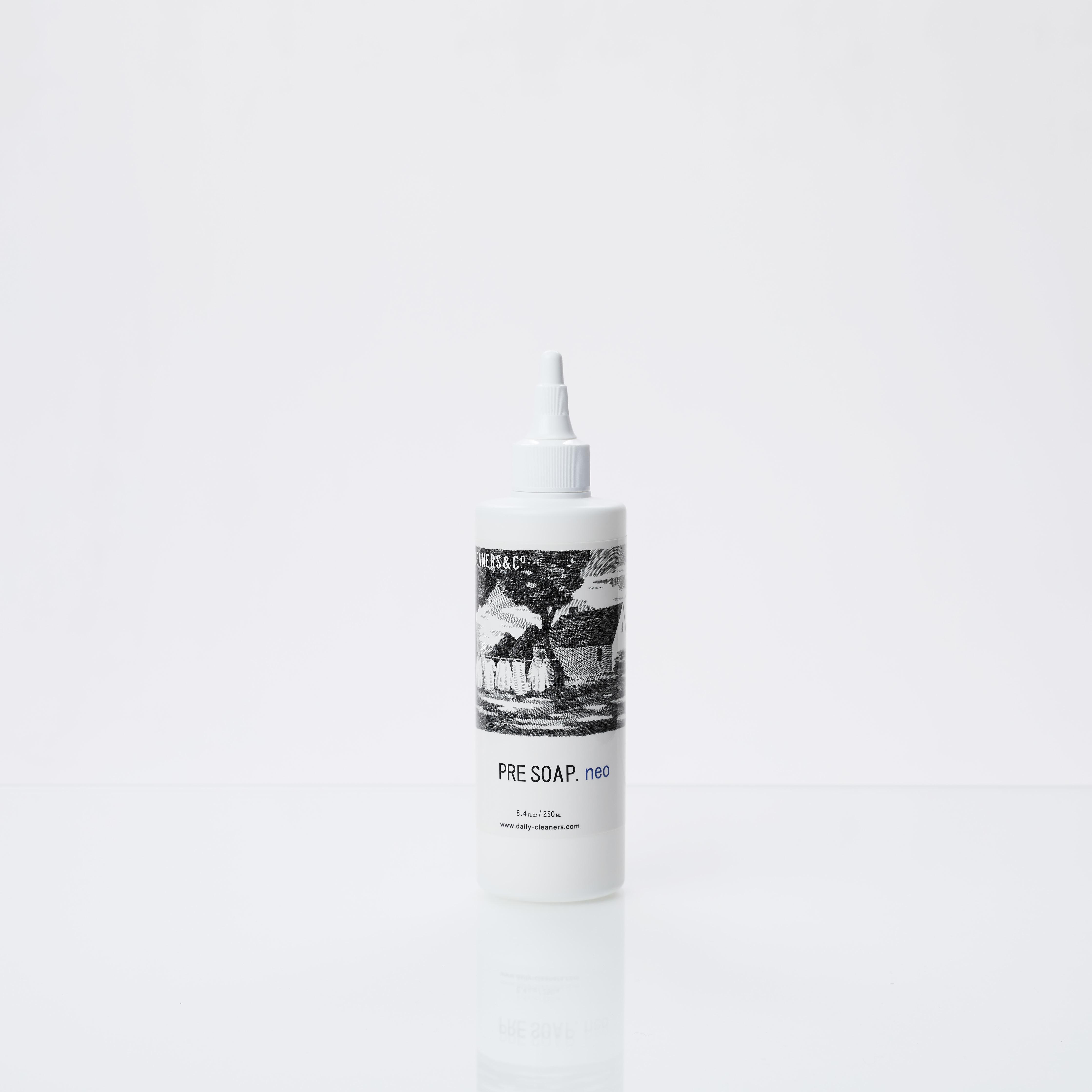 PRE SOAP_neo _ シミ抜き剤