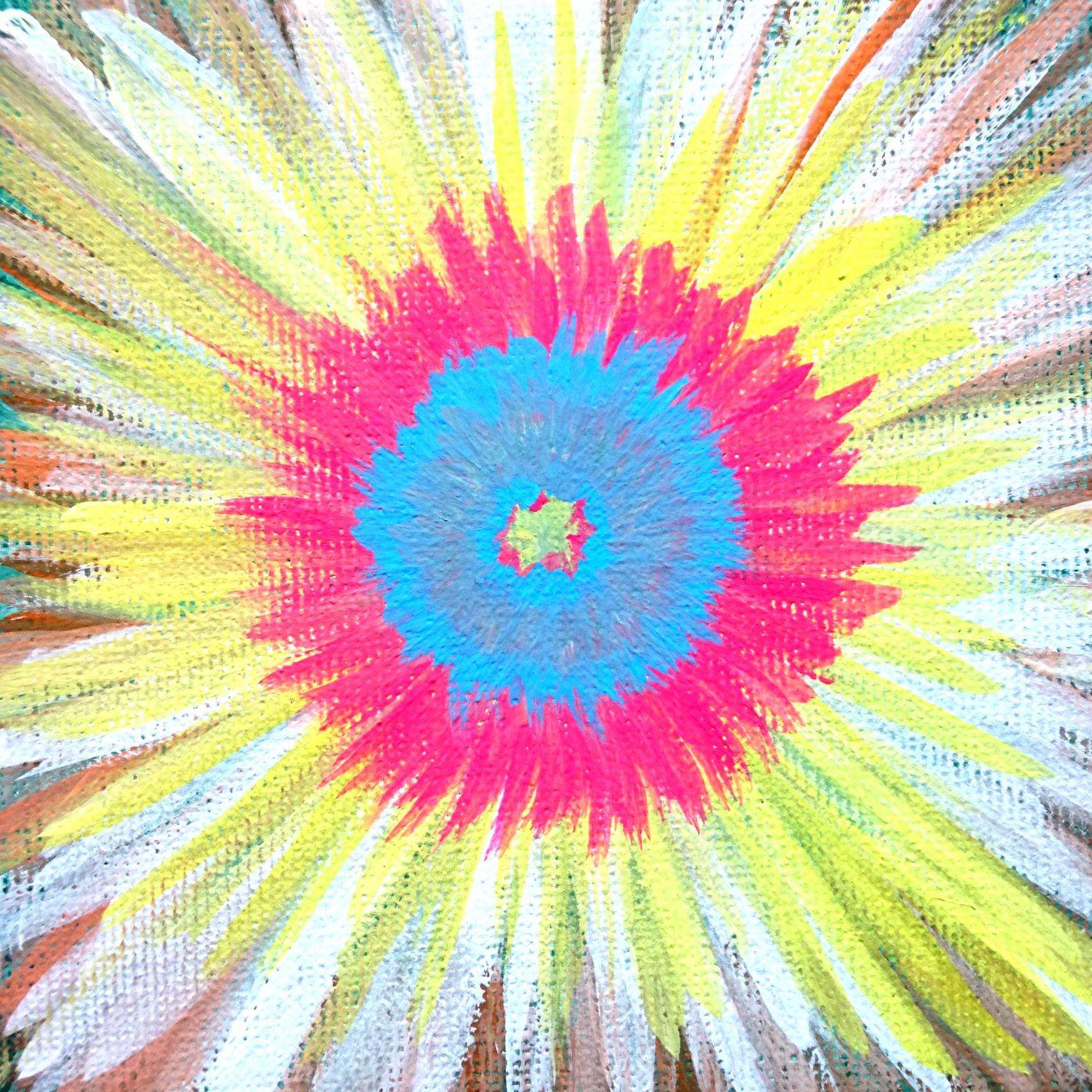 絵画 インテリア アートパネル 雑貨 壁掛け 置物 おしゃれ 抽象画 ロココロ 画家 : ごま 作品 : はじまりのとき。