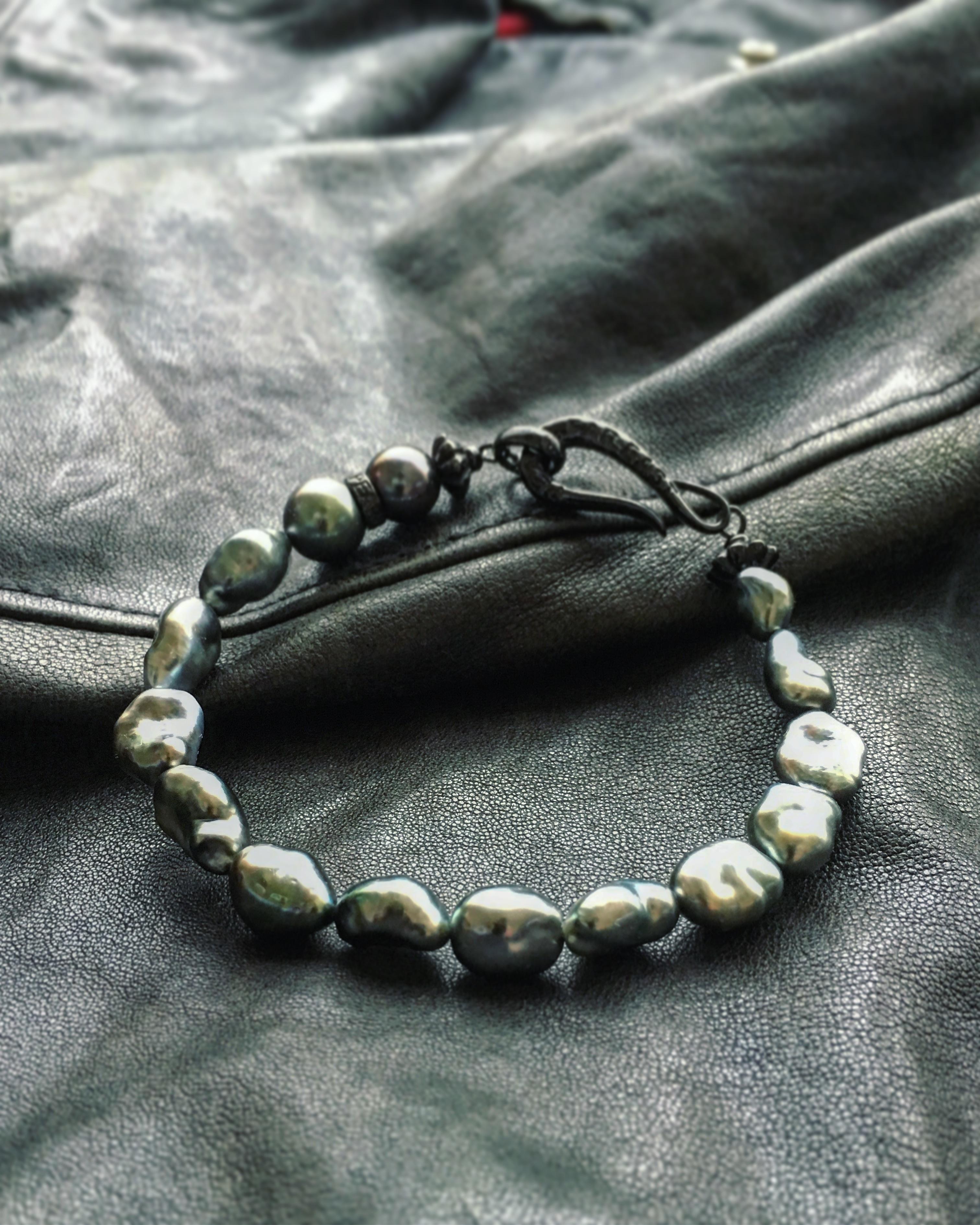 Black KC Bracelet