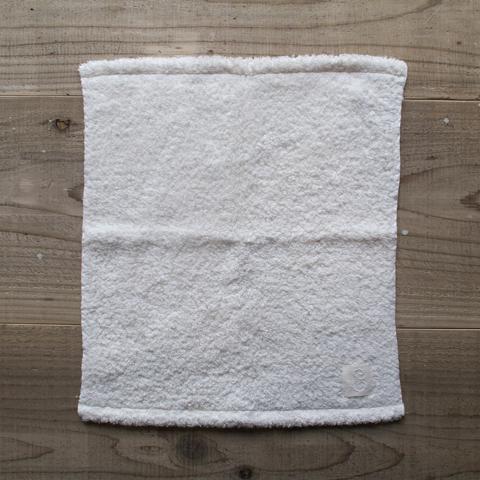 evam eva エヴァムエヴァ organic cotton hand towel S