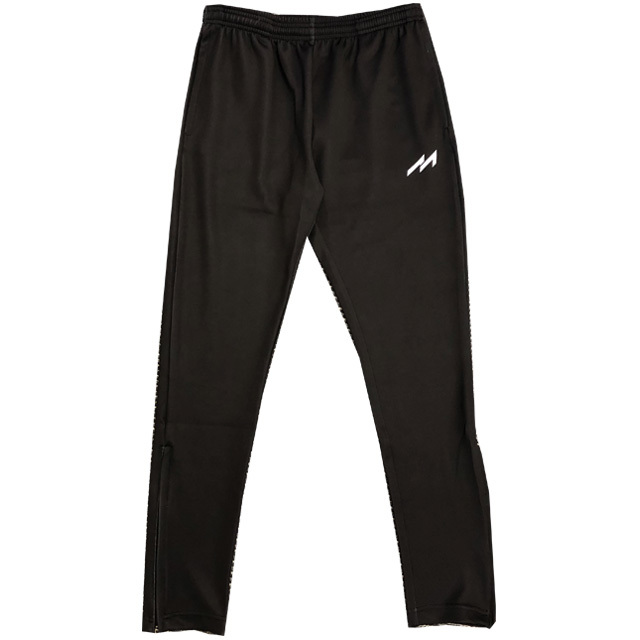 Basic Slim Jersey Pants(BLK)