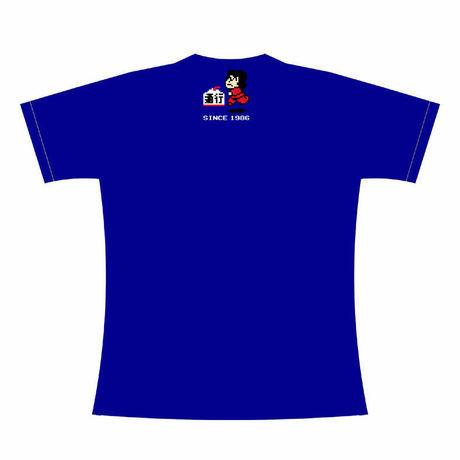 がんばれゴエモン!からくり道中 「GOEMON」 Tシャツ(全2色) / GAMES GLORIOUS
