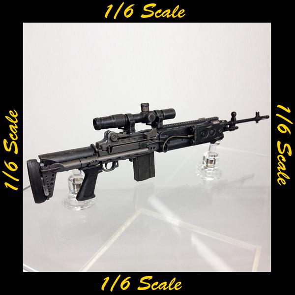 【00941】 1/6 ホットトイズ M14 EBR