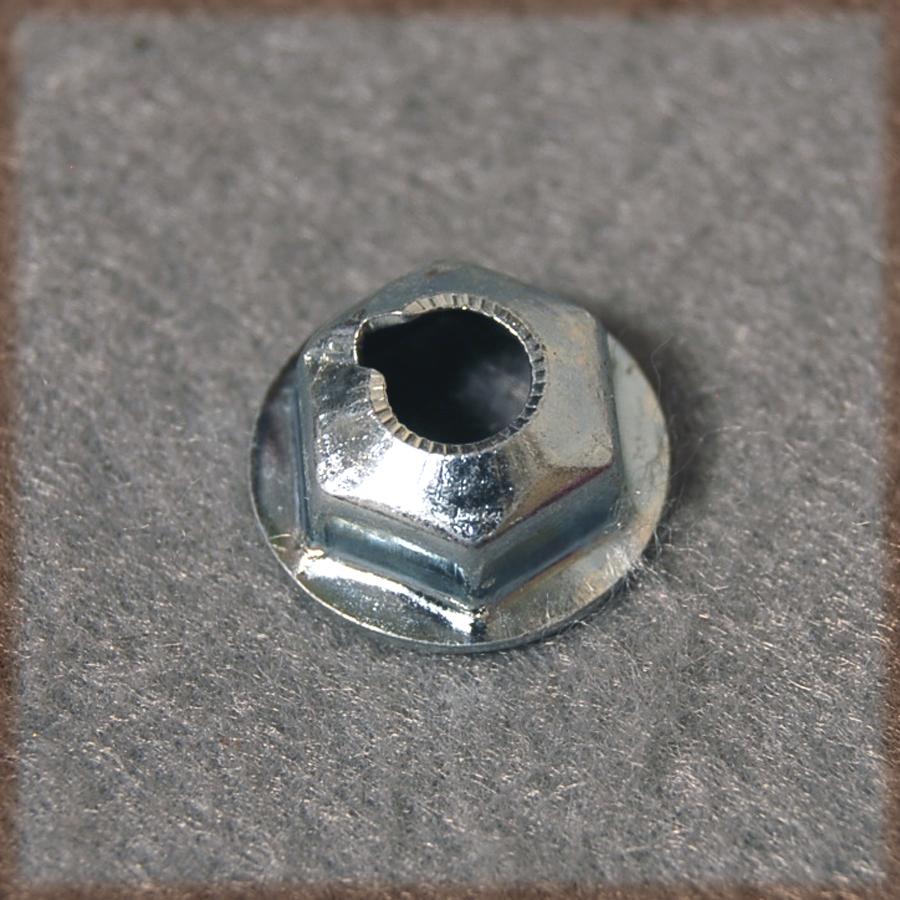 コールマン 200A用 純正パルナット  426-426 クロムメッキタイプ新品
