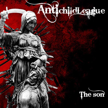 ANTIchildLEAGUE ‎- The Son. CD - 画像1