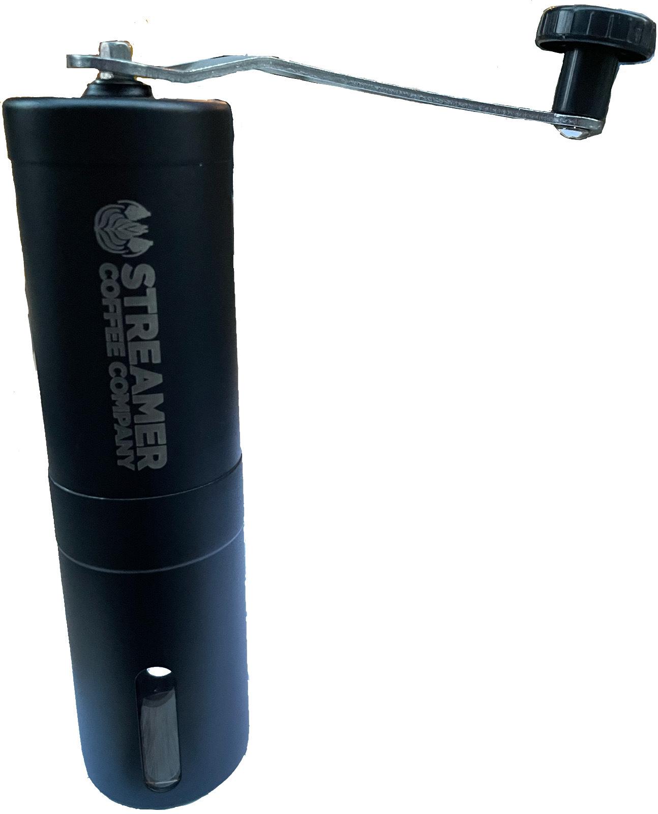 手動式コーヒーミル グラインダー  ブラック