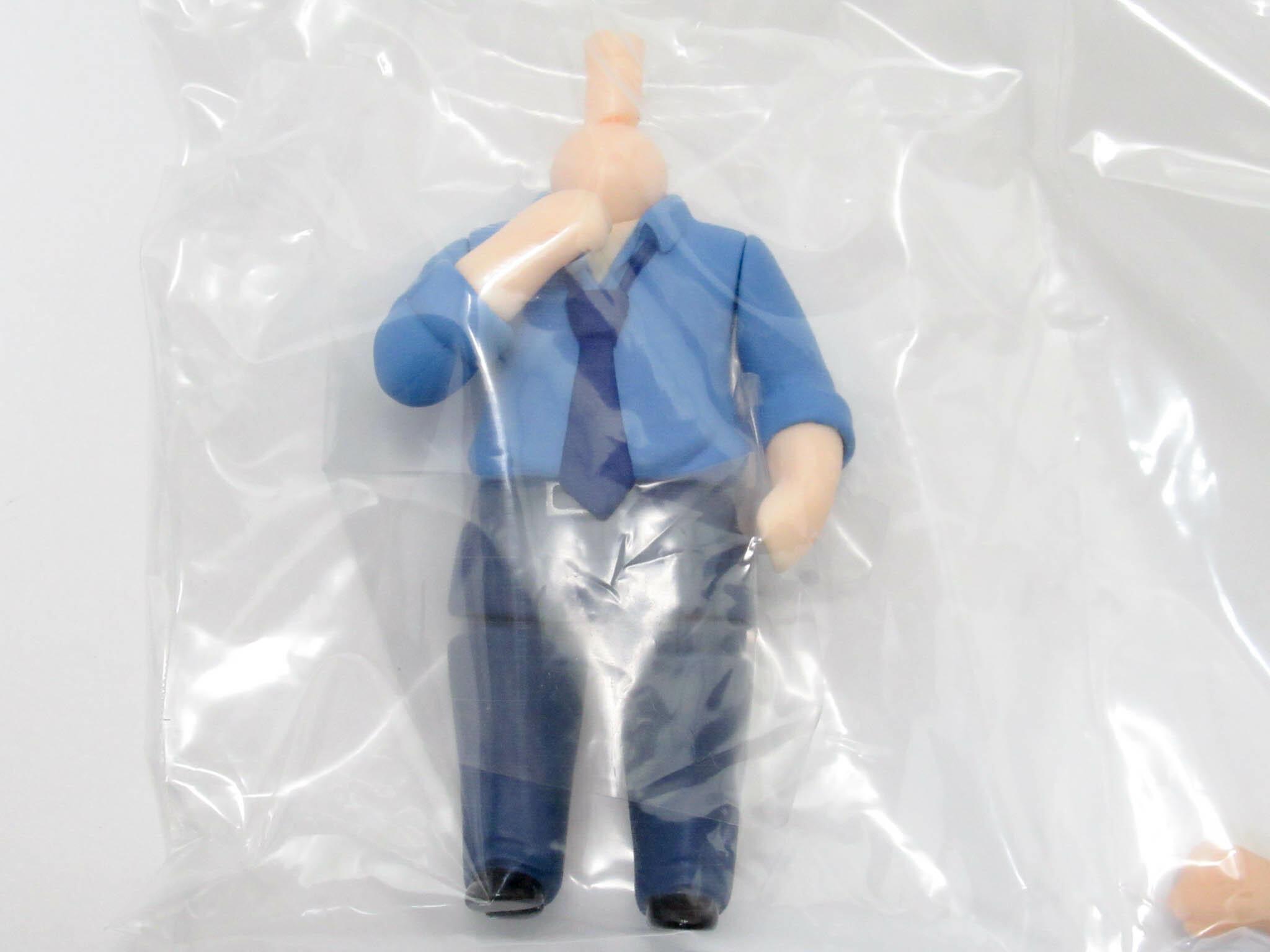 再入荷 ねんどろいどもあ きせかえスーツ02 体パーツ ブルーシャツ