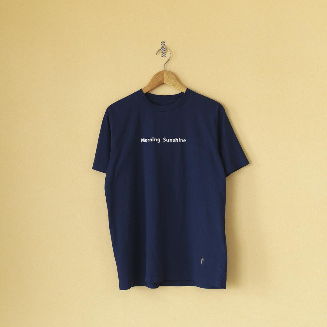 快晴堂 カイセイドウ 海上がりUNI Tシャツ morning sunshine モーニングサンシャイン【メンズ】