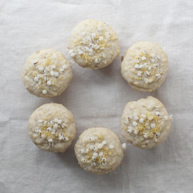 雑穀millioセット(6個入り)