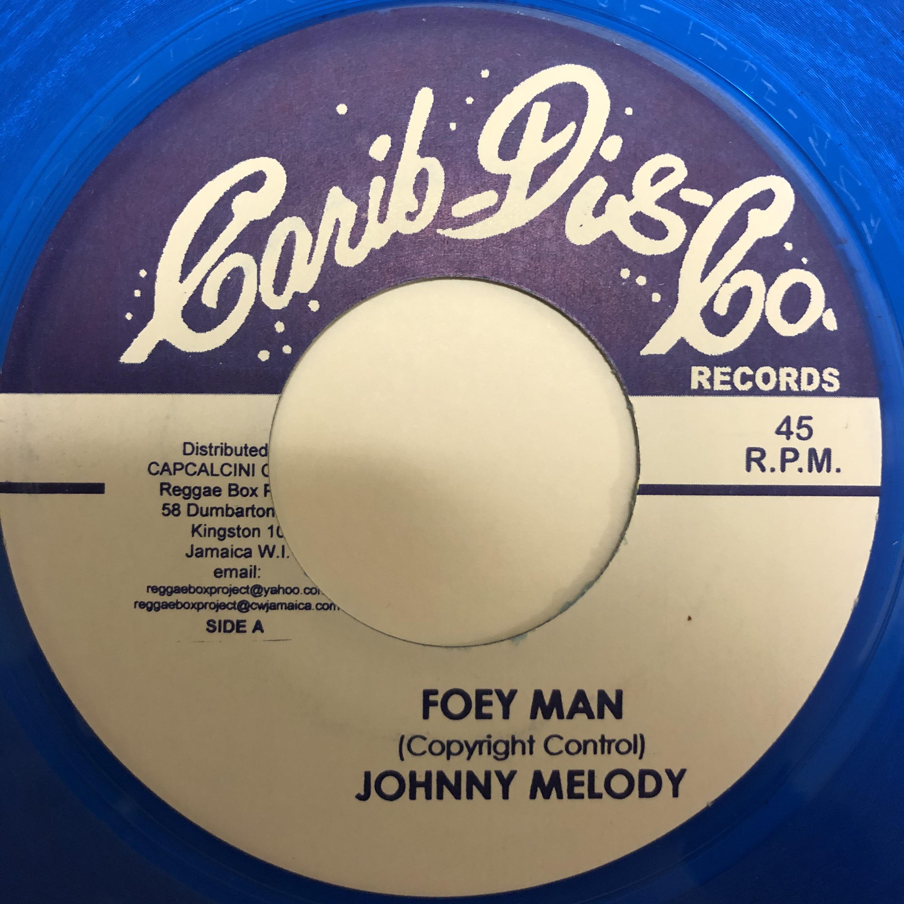 George Dekker - Foey Man【7-20456】