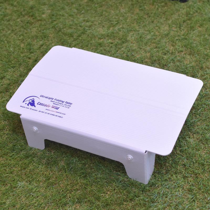 Cascade Wild(カスケードワイルド)Ultralight Folding Table ウルトラライト フォールディングテーブル