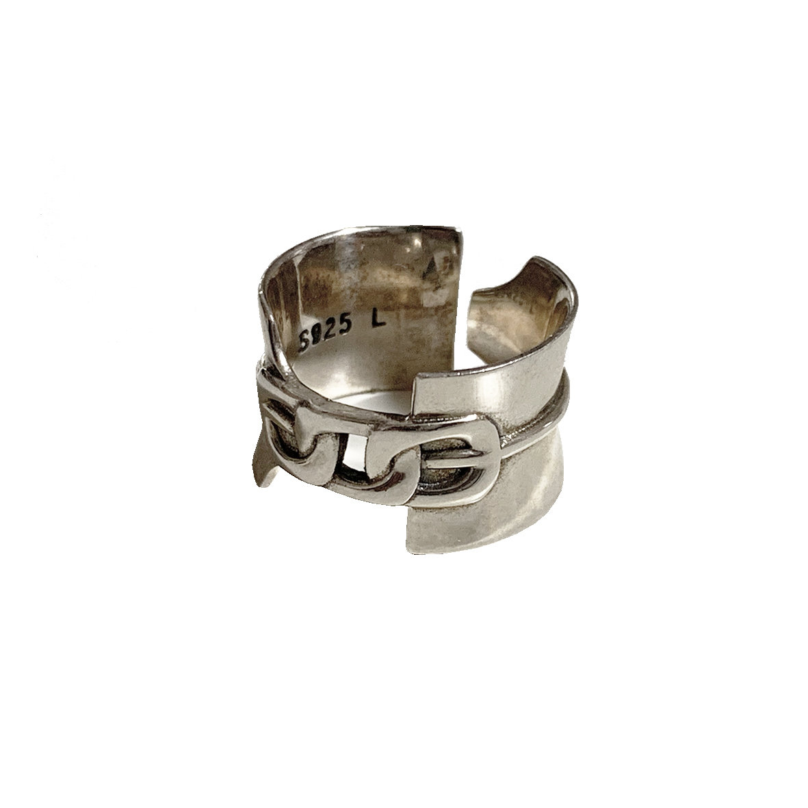 Bulky Silver 925 Ring