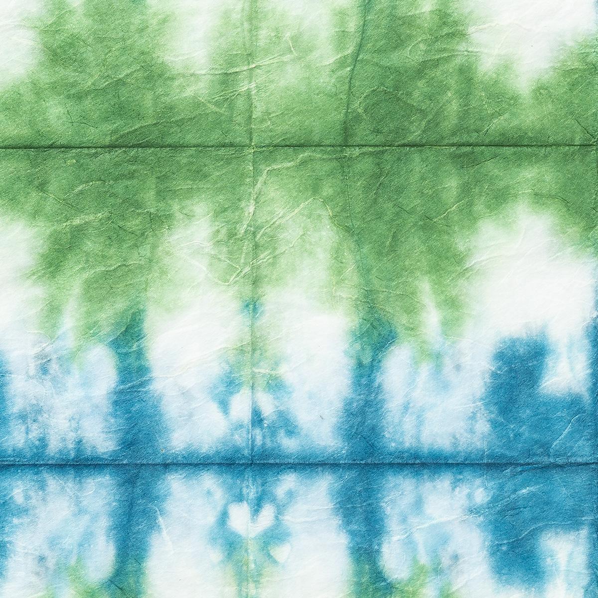 楮6匁 雲竜紙 板締め No.20