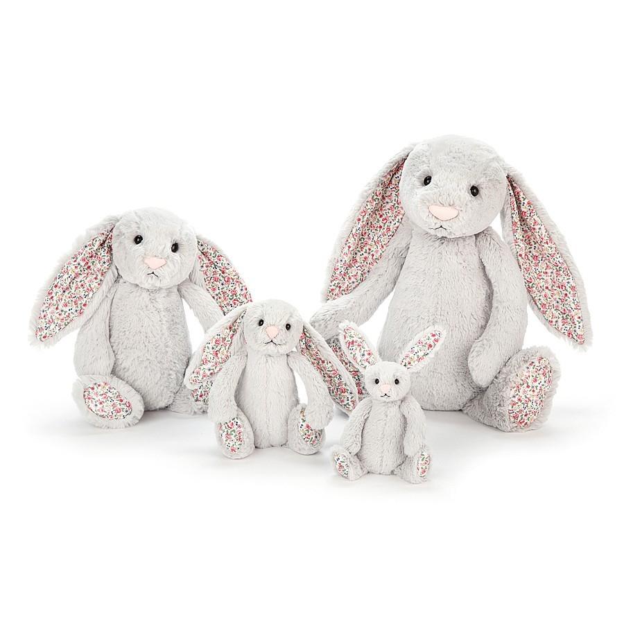 Blossom Silver Bunny Small_BLB6SB