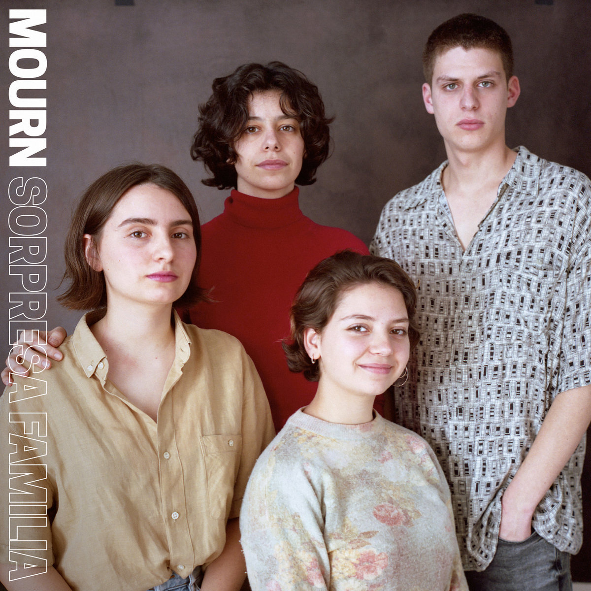 Mourn / Sorpresa Familia(500 Ltd Red LP)