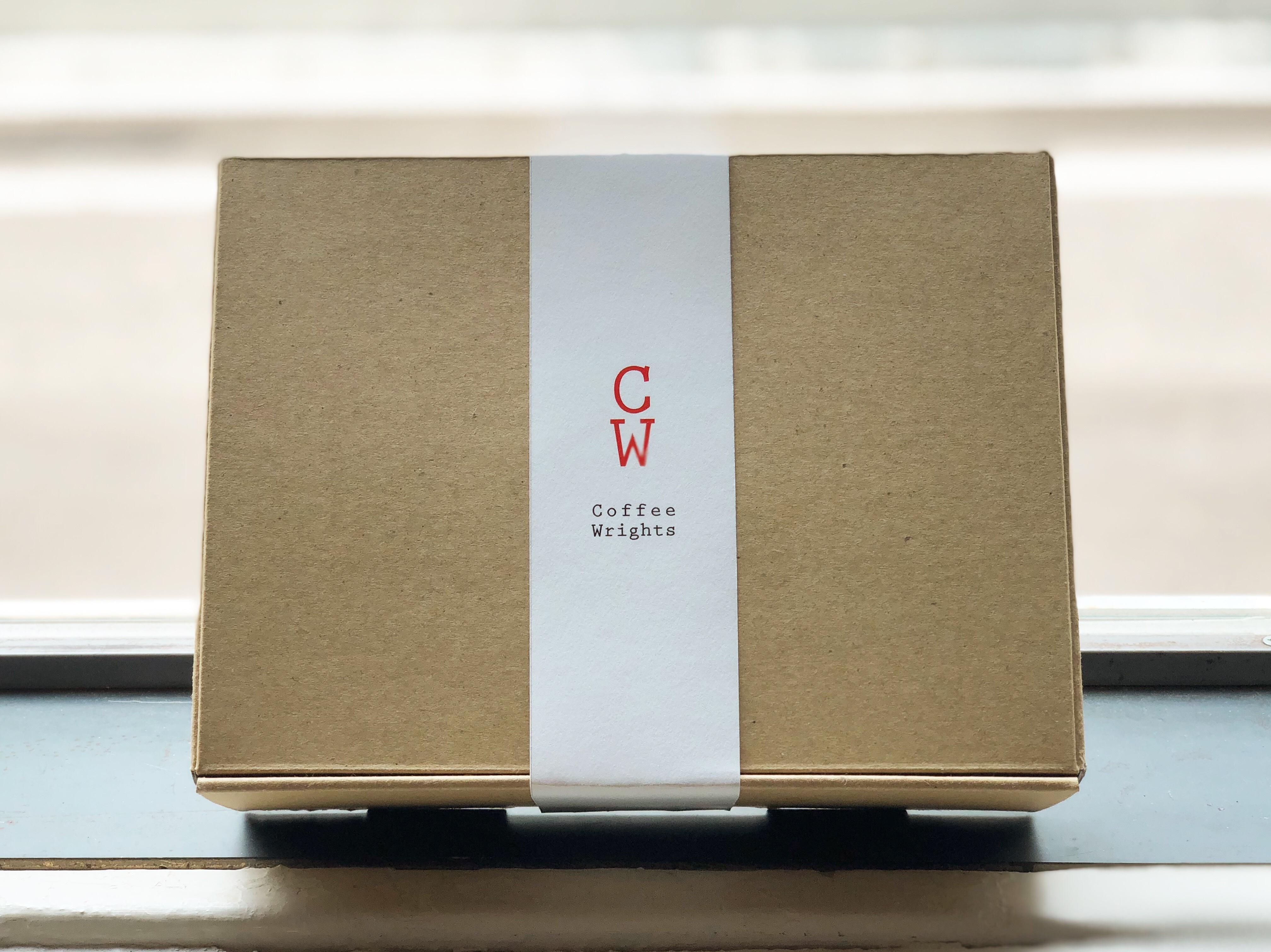 【ラッピング】Gift Box / 200g×2袋用 *