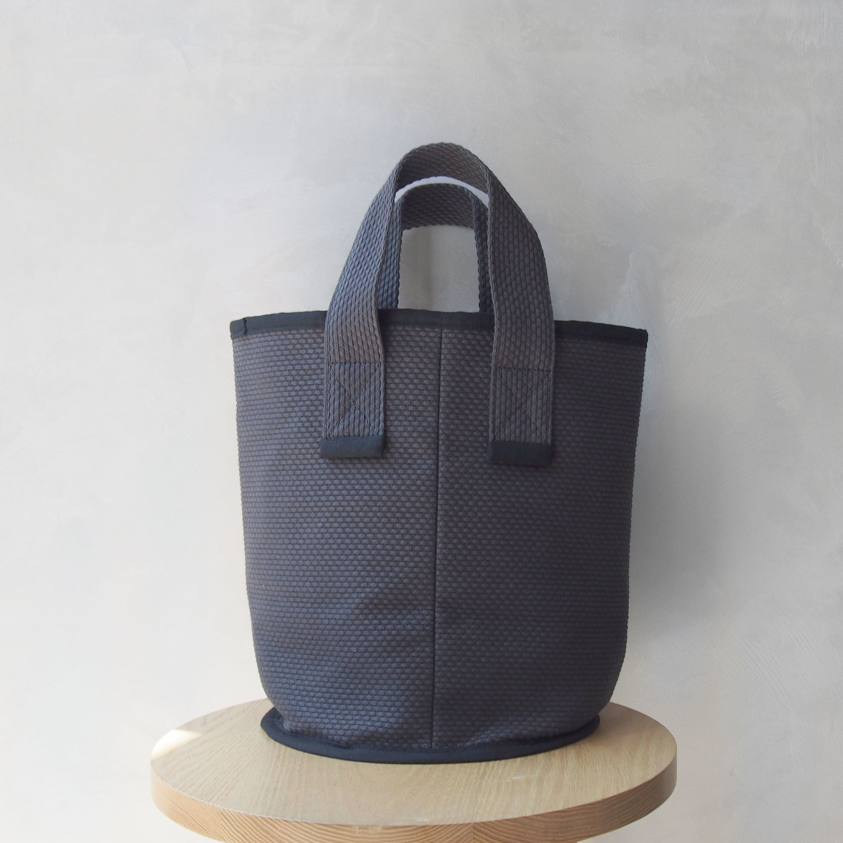 CaBas N°50 Laundry bag small Gray/Black