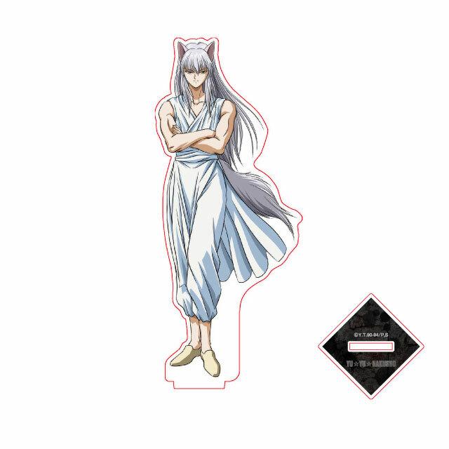 【4573155999667】幽☆遊☆白書描き下ろしアクリルスタンド/妖狐蔵馬