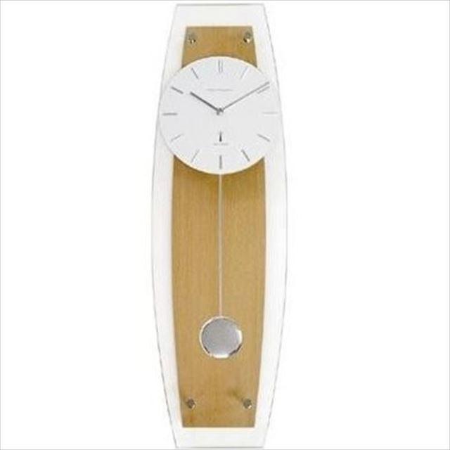 振り子時計 TICKAWAY (ティッカアウェイ)  電波時計  TFR-1005 スターライン  - 画像1