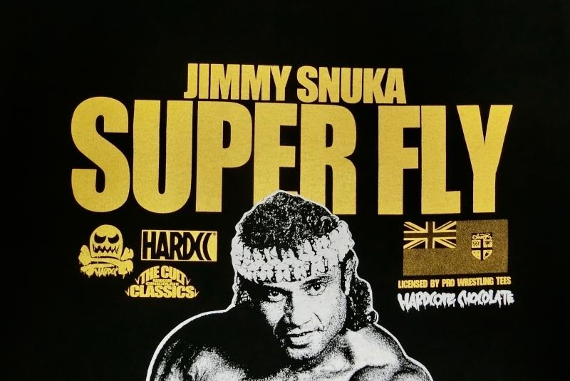 ジミー・スヌーカ/スーパーフライ(飛獣ブラック) / ハードコアチョコレート