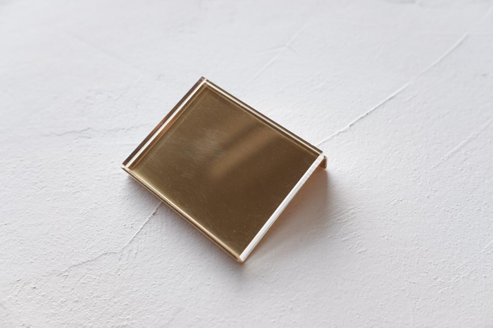 SyuRo プライスホルダー M 真鍮