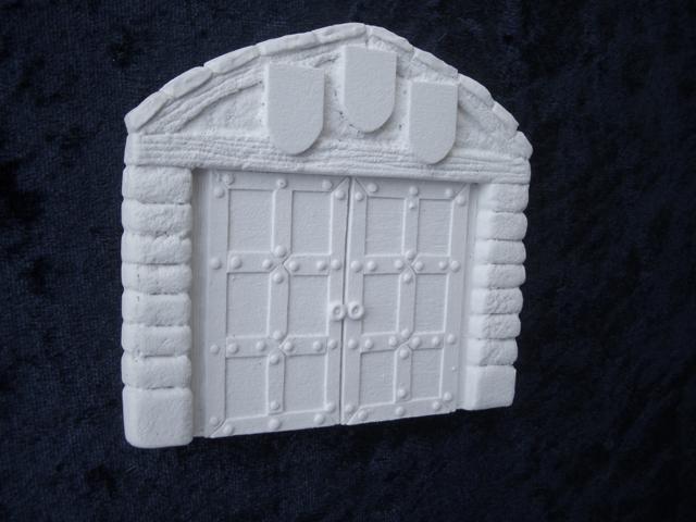 通用門(表側・裏側1組) - 画像4