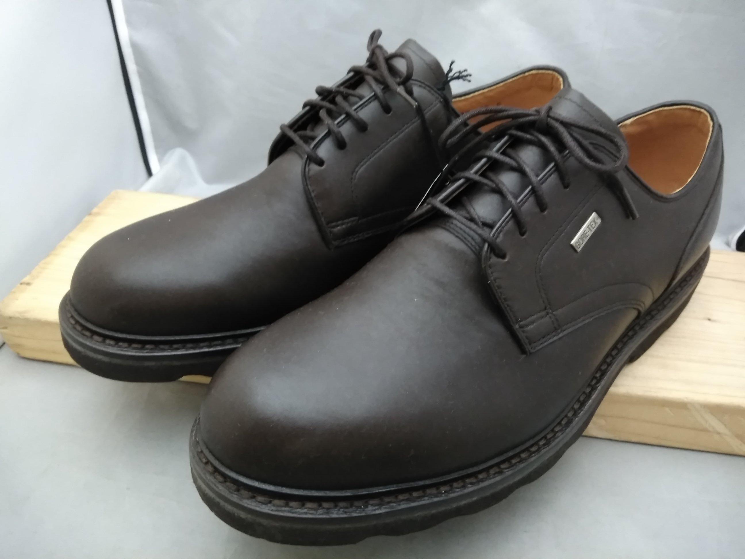 リーガル REGAL 革靴 ビジネスシューズ 26.5cm 濃茶 u1037c