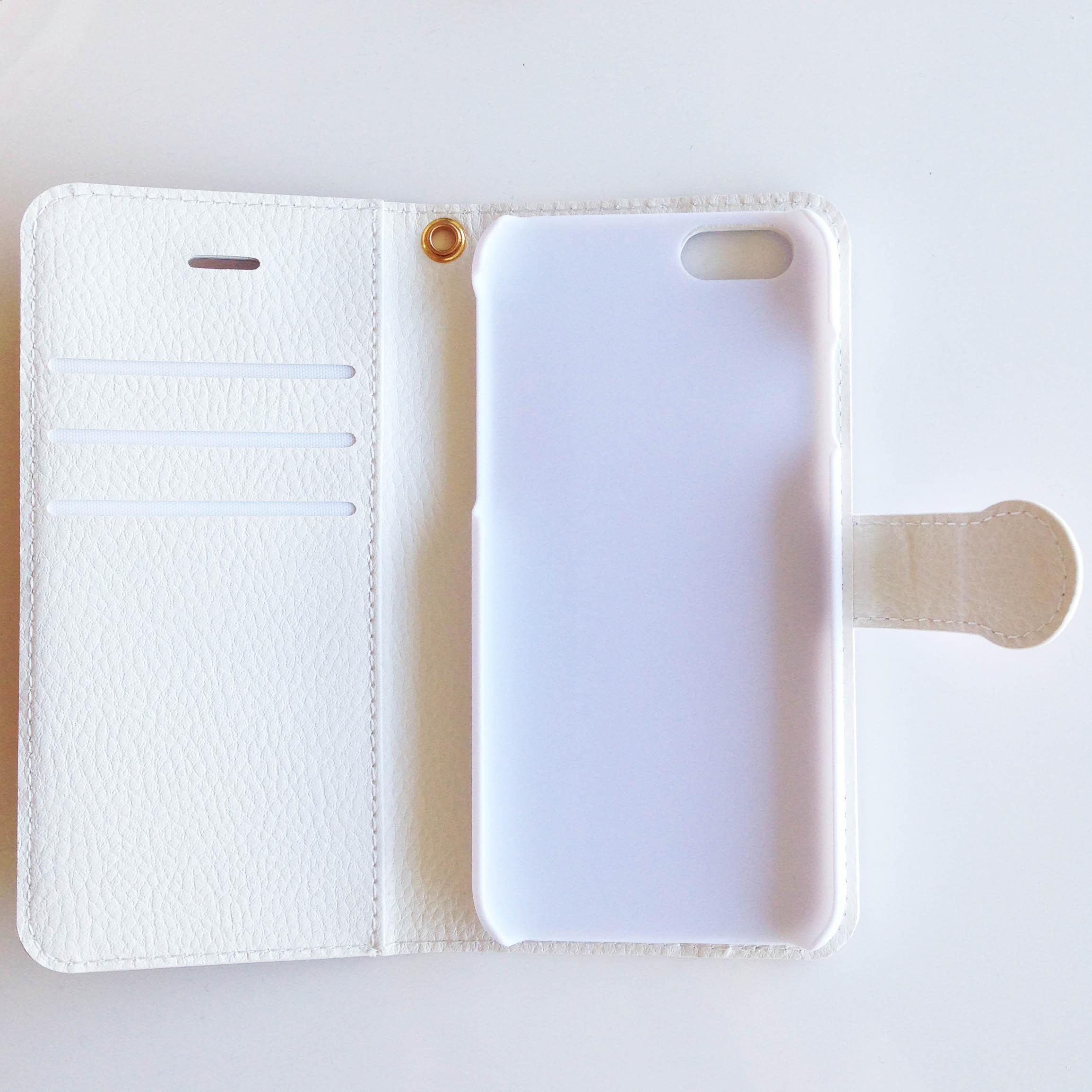 (iPhone)リラの精 手帳型スマホケース - 画像4