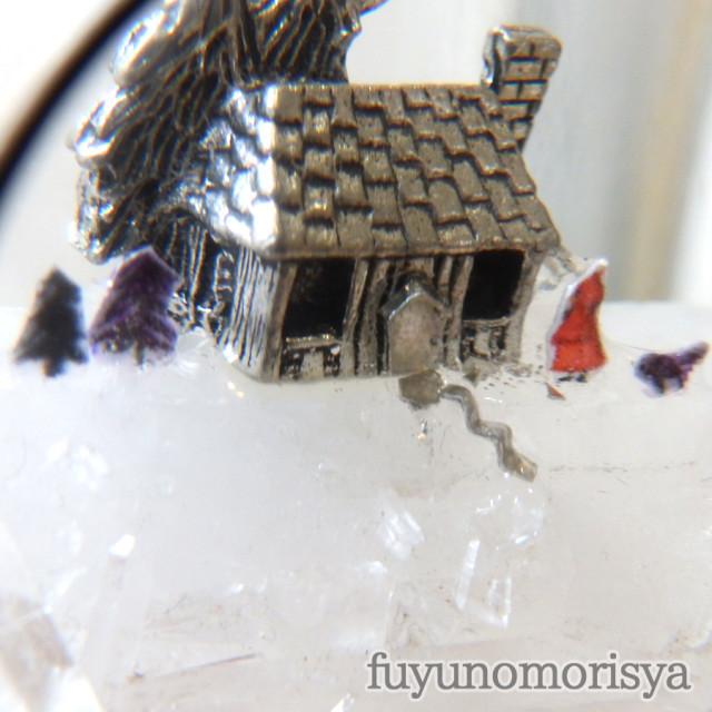 ネックレス - 階段のある家 - フユノモリ社 - no22-fuy-08