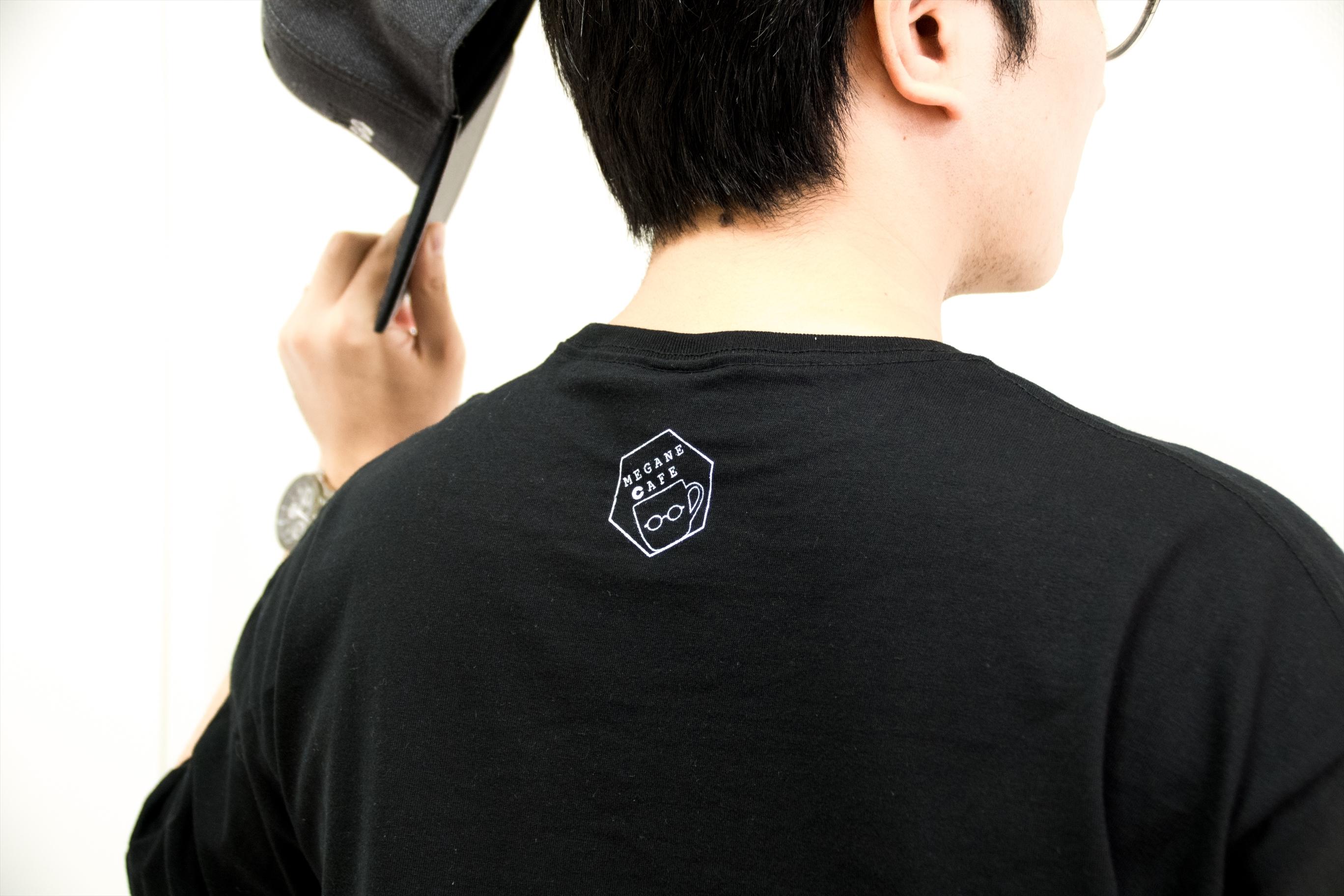 BIGメガネTシャツ
