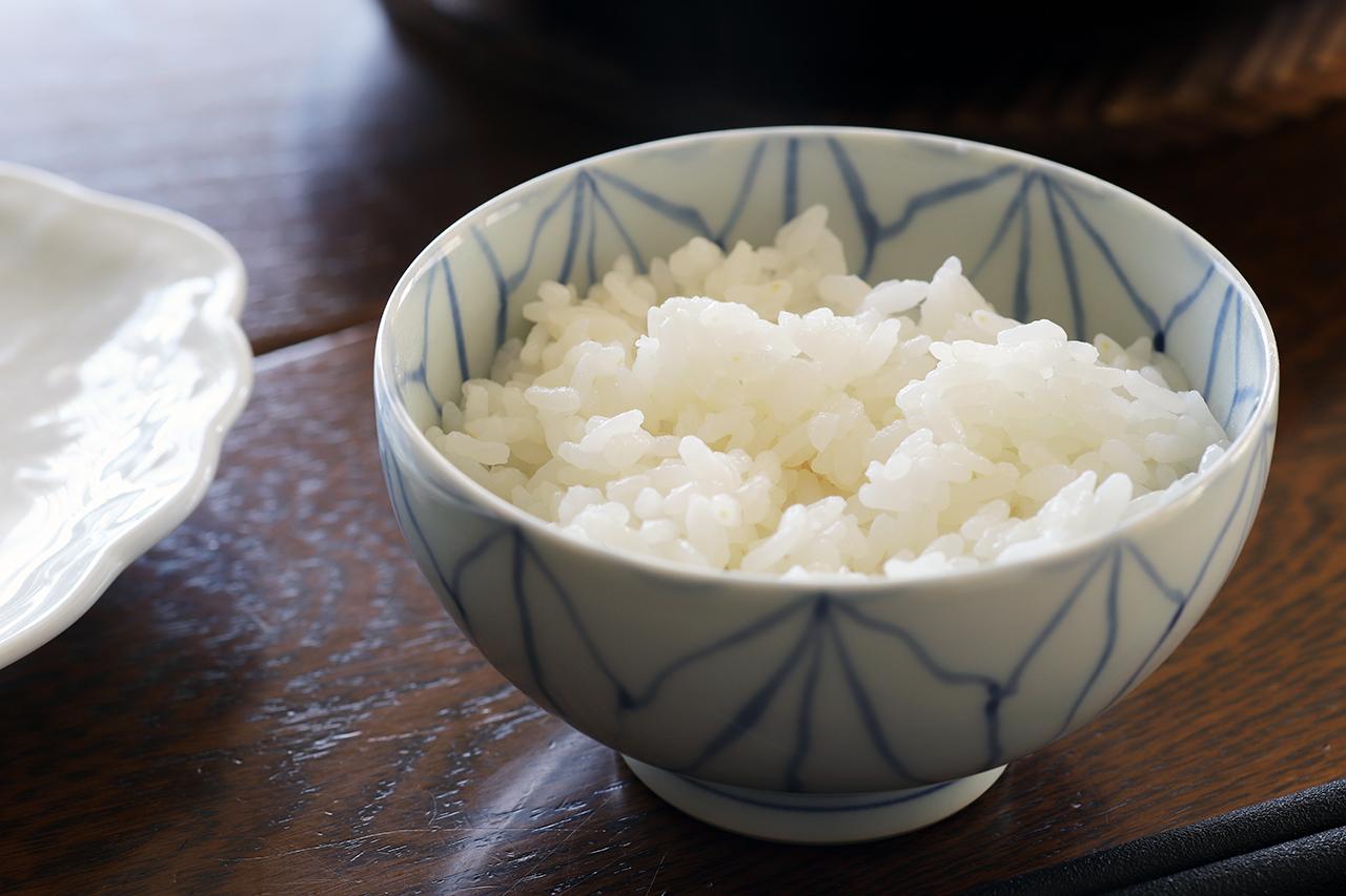麻の葉 飯碗(大)(小) 作:井手國博・与志郎窯(有田焼)