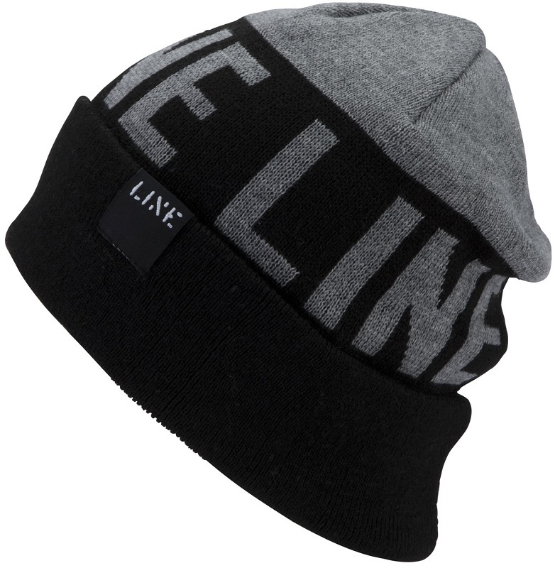 LINE(ライン) AWESOME BEANIE BLACK