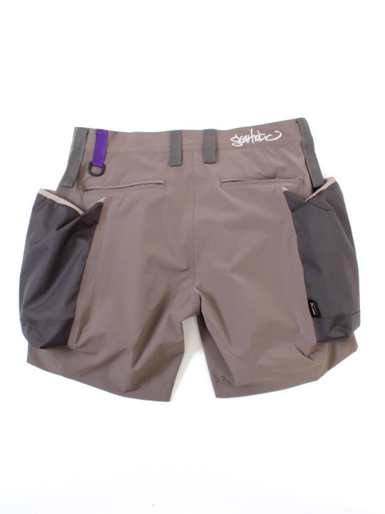 TROVEx岡部文彦氏 / BIG POCKET SHORTS Ver:7( TYPE ACTIVE-4WAY STRETCH ) CHARCOAL
