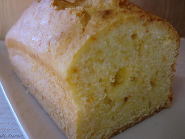 無農薬にんじん低カロリーケーキ バター・塩・香料・着色料不使用