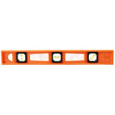 Johnson Level 18インチ(45cm) ストラクチャーキャスト水平器