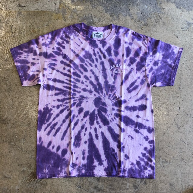 MANHATTAN TREATS #Tie Dye Tee No.2
