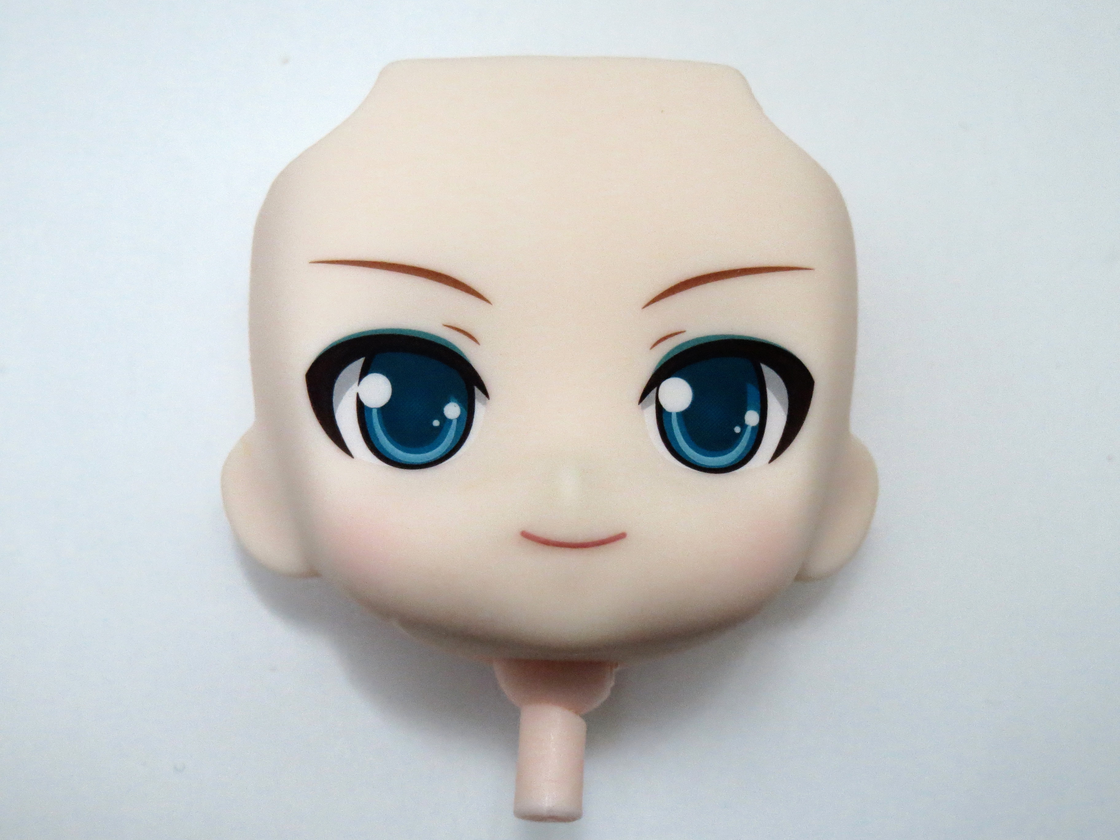 【SALE】【286】 Lily from anim.o.v.e 顔パーツ 普通 ねんどろいど