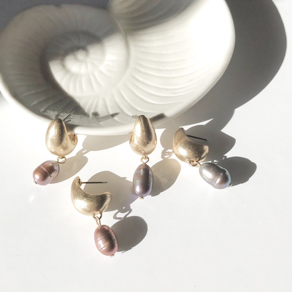 P1074 - Oval Pearl